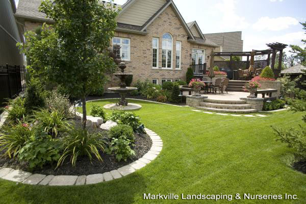 About us markville landscaping design toronto gta for Landscape design ontario