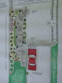 Concept Plan Markville Landscaping
